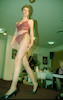 A fashion show of underware was performed of the collection for summer 1992 at Beit Sokolov today – הספרייה הלאומית