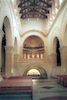 inside of the Church on the Mt. Tabor.: