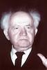 David ben Gurion.