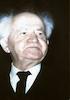 David ben Gurion – הספרייה הלאומית