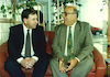 Major General Oren Shahor Coordinator of government activities in the territories, meat on 18/5/95 with PLO Planning Minister Nabil Shaath, He announced that a crossing point along the Gaza-Egypt border will be opened in 10 days.