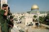 UNEASY CALM IN EAST JERUSALEM.: