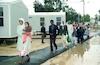 עולים מאתיופיה מקבלים בתים.