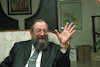 The newly elected Ashkenazi Chief Rabbi of Israel, Yisrael Lau will shortly be taking up his appointment – הספרייה הלאומית
