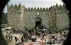 שער שכם - הכניסה לעיר העתיקה בירושלים: