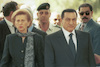 Funeral of the late Prime Minister Itzhak Rabin.