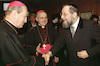 Touran Jan-Loui Foreign Minister of Vatican came to Israel for a short visit within the official relation between Israel and Vatican.: – הספרייה הלאומית