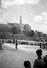 Jerusalem with David's Tower.: