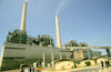 The coal supply system started working for the Hadera Electricity Plant.: