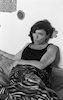 Actress Rachel Talmor at home – הספרייה הלאומית