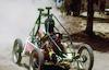 A self made carting vehicle – הספרייה הלאומית