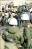 Intifada in Gaza Strip.: