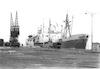 A cargo ship strangled in Suez following the Yon Kippur War – הספרייה הלאומית