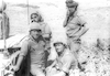 General Abrasha Tamir and Eli Landau crossing the Suez Canal.