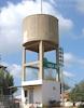 Water tank of Tzur Moshe.