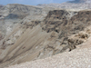 The Steps Hill on the Dead Sea.: