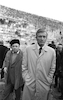 New York Mayor, John Lindsay arrived in Israel from the Far East.