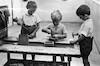 רפרודוקציה קבוצת ילדים – הספרייה הלאומית