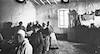 חדר אוכל ההורים בעין חרוד 1925 רפרודוקציה – הספרייה הלאומית