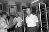 ביקור אבא אבן בבית שטורמן – הספרייה הלאומית