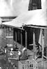 רפרודוקציה מולדת 1939 ילדים ראשונים בצריף בחומה לפני השריפה – הספרייה הלאומית