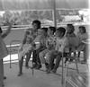 ביקור ילדי בית ספר מהכפר טייבה בעמק – הספרייה הלאומית