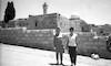 סיור בירושלים וחברון מיד לאחר מלחמת ששת הימים – הספרייה הלאומית