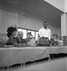 ביקור נשיא ההסתדרות הציונית חיים וייצמן – הספרייה הלאומית