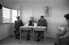 """ביקור חברי הועד למען החייל במחנה גדנ""""ע נורית – הספרייה הלאומית"""