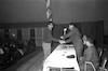 הענקת אות מלחמת ששת הימים לחיילי ההגנה המרחבית בחבל תענך – הספרייה הלאומית