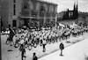 הפגנת האחד במאי – הספרייה הלאומית