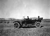 """ד""""ר כנען על הרכב של ג'אמל פאשה ליד עוג'ה אל חפיר 1915 – הספרייה הלאומית"""