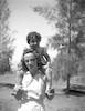 קלי (רות קלישר) עם בתה נורית בר – הספרייה הלאומית