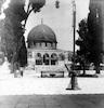 מסגד עומר ירושלים – הספרייה הלאומית