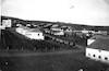 קיבוץ עין חרוד 1934-6 על הגבעה שרידי הכפר קומי – הספרייה הלאומית