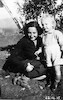 אני עם ילד פעוט בעין חרוד 22-12-1935 – הספרייה הלאומית