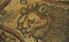 פריט רצפת פסיפס שנתגלה ליד קיבוץ אורים – הספרייה הלאומית
