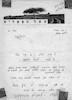 הודעה על ניר רשמי של קיבוץ גבולות על החלפת קבוצת מייסדי הקיבוץ 8 מאי 1946 – הספרייה הלאומית