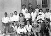 קבוצתו של עמרם משפיה בטיול, 1932 – הספרייה הלאומית