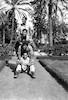 """קבוצת """"4 פרשי צלמוות"""" אברהם ברכיה, דב קרול, יואל כהן, עמרם גרשוני מקוה ישראל 1932 – הספרייה הלאומית"""