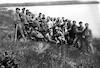 טיול מחזור יג' מקוה ישראל 1933 אגם נהריים – הספרייה הלאומית