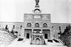 טיול מחזור יג' מקוה ישראל 1933 מנזר ראפת ליד בית ג'ימל – הספרייה הלאומית