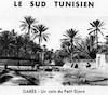 גלויה, גאבס, תוניס – הספרייה הלאומית