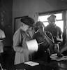 ביקור הנריטה סאלד בכפר גלעדי – הספרייה הלאומית