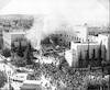 פיצוץ ליד בניין הסוכנות 11-03-1948 – הספרייה הלאומית