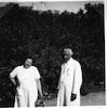 בית חולים העמק, פרופסור נסאו עם פנינה – הספרייה הלאומית