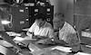 צבי ורענן בפוטותקע בית שטורמן – הספרייה הלאומית