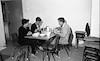 ארוחת בקר בחדר האוכל של קואופרטיב בית שאן חרוד/יולי – הספרייה הלאומית