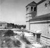 הכנסיה על הר תבור אפריל 1950 – הספרייה הלאומית