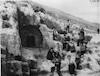 גבעת המורה, אתר קבורה עתיק במזרח גבעת המורה – הספרייה הלאומית